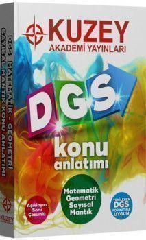 Kuzey Akademi Yayınları DGS Konu Anlatımı
