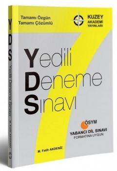 Kuzey Akademi Yayınları 2017 YDS 7 li Deneme Seti