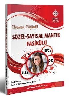 Kuzey Akademi Yayınları 2017 Sözel Sayısal Mantık Fasikülü