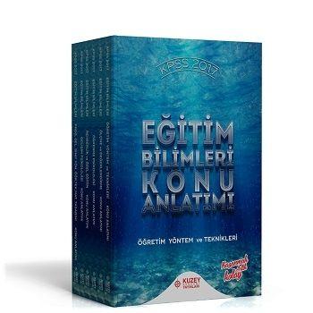 Kuzey Akademi Yayınları KPSS Eğitim Bilimleri Konu Anlatımlı Modüler Set