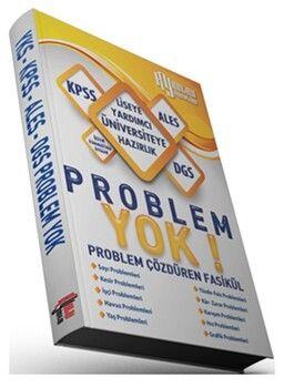 Kuzey Akademi Yayınları KPSS ALES DGS YKS Problem Yok Problemler Soru Bankası