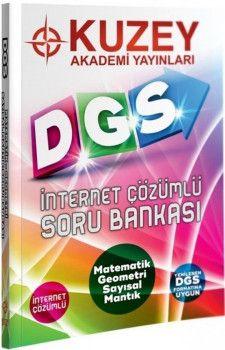 Kuzey Akademi Yayınları DGS İnternet Çözümlü Soru Bankası