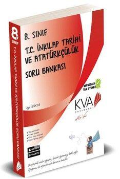 KVA Yayınları 8. Sınıf LGS T.C İnkılap Tarihi Ve Atatürkçülük Soru Bankası