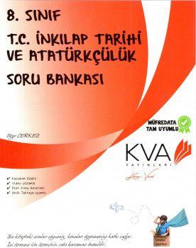 KVA Yayınları 8. Sınıf T.C. İnkılap Tarihi ve Atatürkçülük Soru Bankası