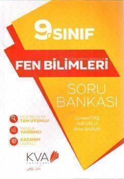 KVA Yayınları 9. Sınıf Fen Bilimleri Soru Bankası