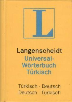Langenscheidt Almanca Türkçe - Türkçe Almanca Cep Sözlüğü