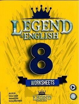 Legend English 8. Sınıf Worksheet