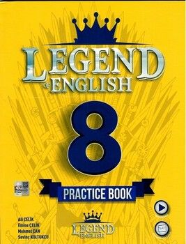 Legend English 8. Sınıf Practice Book