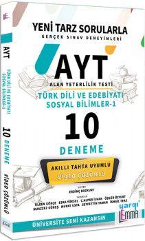 Lemma AYT Türk Dili ve Edebiyatı Sosyal Bilimler 1 Video Çözümlü 10 Deneme