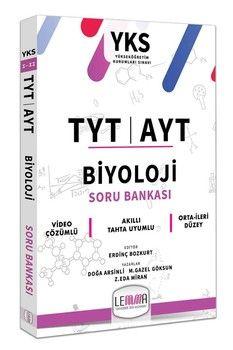 Lemma TYT AYT Biyoloji Soru Bankası