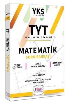 Lemma TYT Matematik Soru Bankası