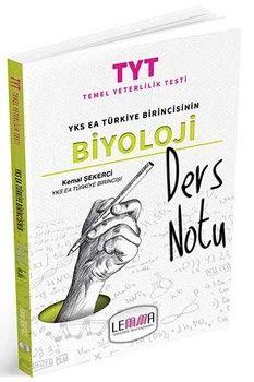 Lemma Yayınları TYT Biyoloji Ders Notu