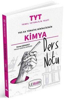 Lemma Yayınları TYT Kimya Ders Notu