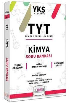 Lemma Yayınları TYT Kimya Soru Bankası