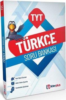 Lider Plus Yayınları TYT Türkçe Soru Bankası