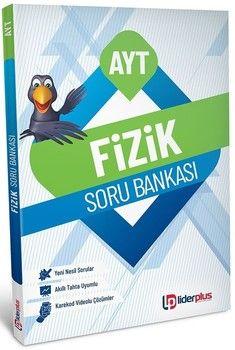 Lider Plus Yayınları AYT Fizik Soru Bankası