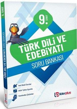 Lider Plus Yayınları 9. Sınıf Türk Dili ve Edebiyatı Soru Bankası
