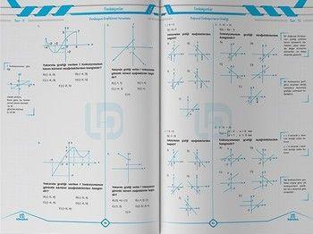 Lider Plus Yayınları 10. Sınıf Matematik Soru Bankası