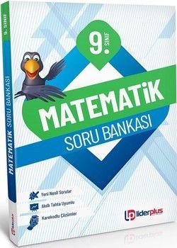 Lider Plus Yayınları 9. Sınıf Matematik Soru Bankası
