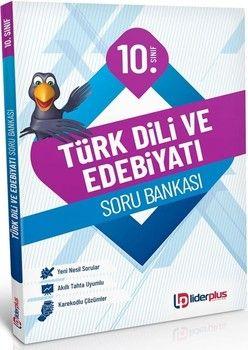 Lider Plus Yayınları 10. Sınıf Türk Dili ve Edebiyatı Soru Bankası