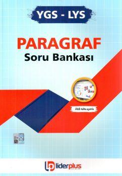 Lider Plus Yayınları YGS LYS Paragraf Soru Bankası
