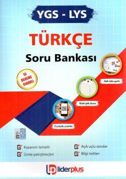 Lider Plus Yayınları YGS LYS Türkçe Soru Bankası