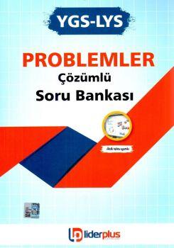 Lider Plus Yayınları YGS LYS Problemler Çözümlü Soru Bankası