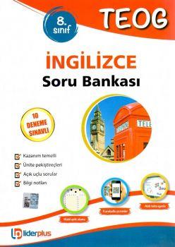 Lider Plus Yayınları 8. Sınıf TEOG İngilizce Soru Bankası