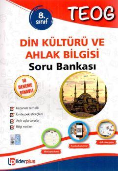 Lider Plus Yayınları 8. Sınıf TEOG Din Kültürü ve Ahlak Bilgisi Soru Bankası