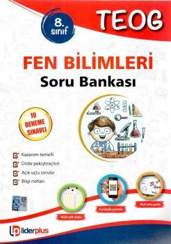 Lider Plus Yayınları 8. Sınıf TEOG Fen Bilimleri Soru Bankası
