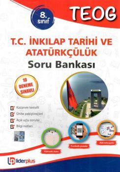 Lider Plus Yayınları 8. Sınıf TEOG T.C. İnkılap Tarihi ve Atatürkçülük Soru Bankası