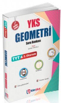 Lider Plus Yayınları YKS 1. ve 2. Oturum TYT Geometri Soru Bankası