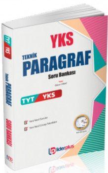 Lider Plus Yayınları YKS 1. Oturum TYT Paragraf Soru Bankası