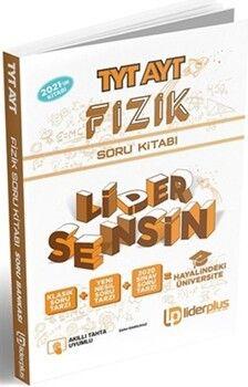 Lider Plus Yayınları TYT AYT Fizik Soru Bankası