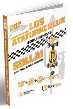 Lider Plus Yayınları 8. Sınıf LGS T.C. İnkılap Tarihi ve Atatürkçülük Soru Bankası
