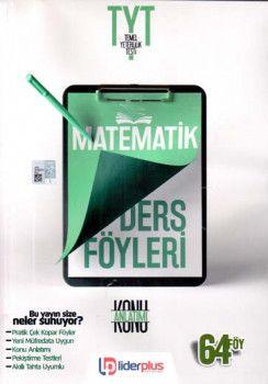 Lider Plus Yayınları TYT Matematik Ders Föyleri