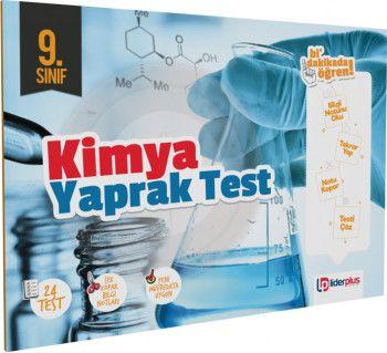 Lider Plus Yayınları 9. Sınıf Kimya Yaprak Test