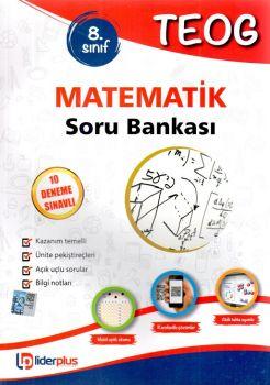 Lider Puls Yayınları 8. Sınıf TEOG Matematik Soru Bankası
