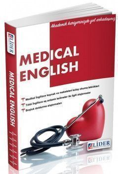 Lider Yayınları Medical English
