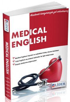 Lider Yayınları Medical English