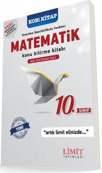 Limit Yayınları 10. Sınıf Matematik Konu Bitirme Kitabı