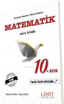 Limit Yayınları 10. Sınıf Matematik Soru Kitabı