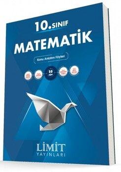 Limit Yayınları 10. Sınıf Matematik Konu Anlatım Föyleri