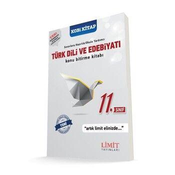 Limit Yayınları 11. Sınıf Türk Dili ve Edebiyatı Konu Bitirme Kitabı