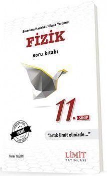 Limit Yayınları 11. Sınıf Fizik Soru Kitabı