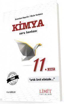 Limit Yayınları 11. Sınıf Kimya Soru Kitabı