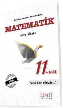Limit Yayınları 11. Sınıf Matematik Soru Kitabı