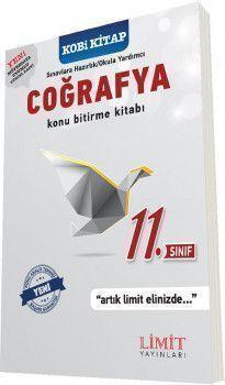 Limit Yayınları 11. Sınıf Coğrafya Konu Bitirme Kitabı