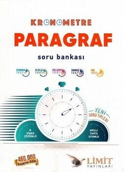 Limit Yayınları 2021 Kronometre Paragraf Soru Bankası