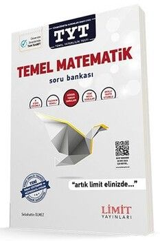 Limit Yayınları 2019 TYT Temel Matematik Soru Bankası